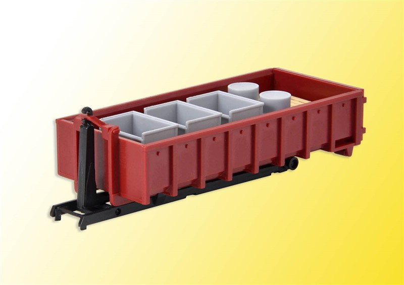 HO Hook-roll off Construction roll skip