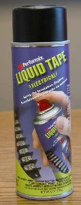 Liquid Tape Spray Black 170g