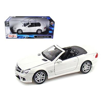 1/18 Mercedes Benz SL63 AMG Convertible