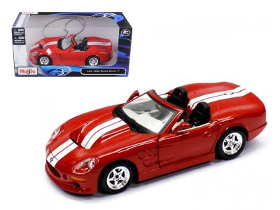 1/24 1999 Shelby Series 1 Convertible