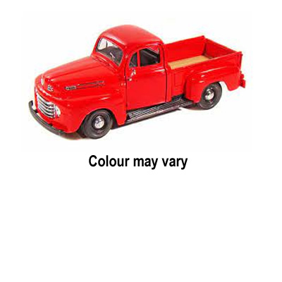 1/24 -1/27 1948 Ford F-1 Pick Up Special Edtion
