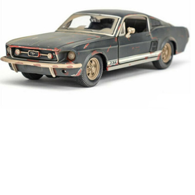 1/24 Old Friends - Ford Mustang 1967