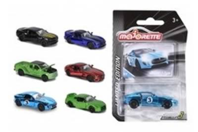 Majorette Limited Edition Cars