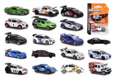 Majorette Racing Cars assted