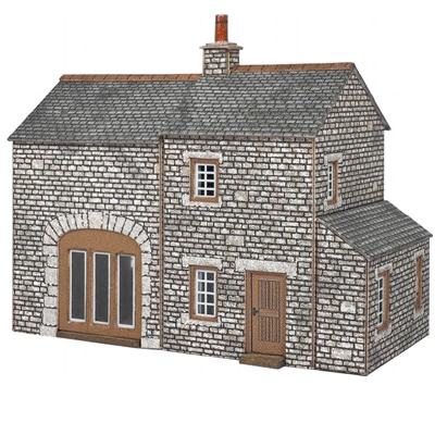 N Crofter's Cottage kit