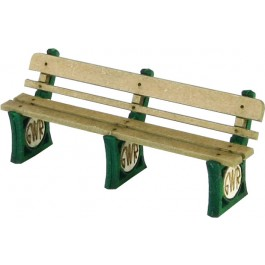 OO/HO G.W.R. Benches