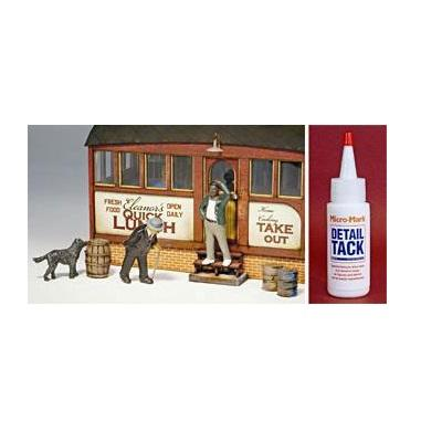 2oz Detail Tack Repositionable Glue w/ap