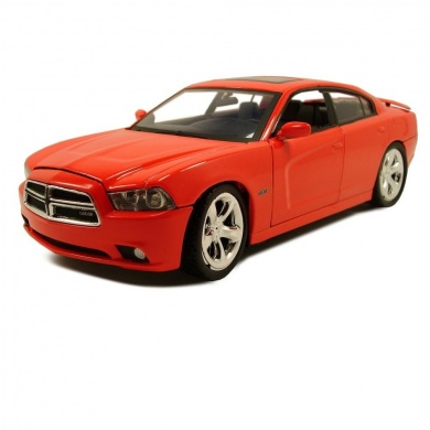 Dodge Charger R/T Orange