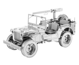 Metal Earth - ICONX Willys MB Jeep
