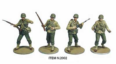 1/35 US Army Rangers 2nd Battalion