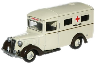 1/76 Austin 18 Ambulance (white)