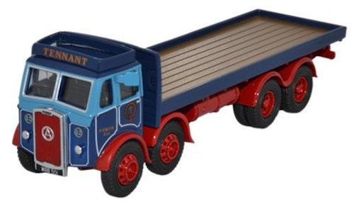 1/76 Atkinson 8 Wheel Flatbed-Tennant