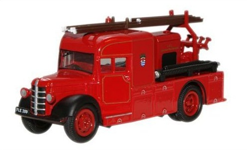 1/76 Bedford Heavy Unit (red)