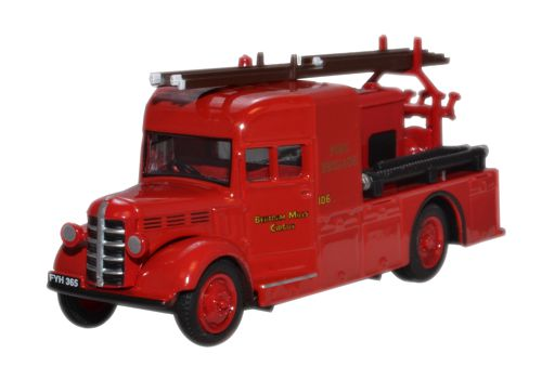 1/76 Bedford Heavy Unit - red
