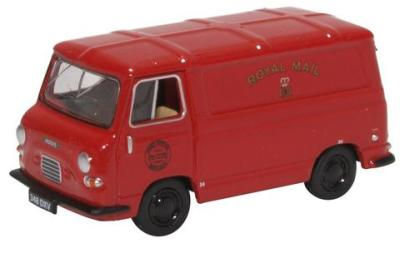 MorrisJ4 Van - Royal Mail