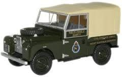 1/76 L/Rover Series 1 88