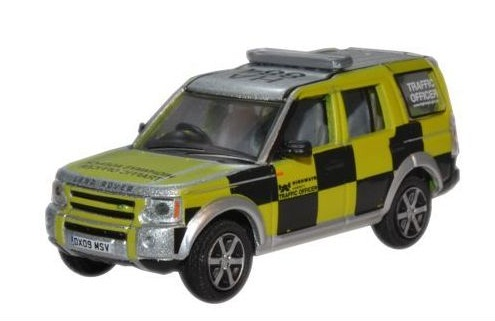 1/76 Land Rover Discovery 3 (Police)