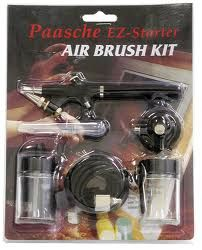 Paasche Single Action Beginner Airbrush kit