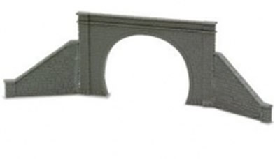 N Double Track Stone Tunnel Portal Kit