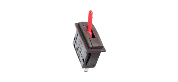 Passing Contact Switch - Red Lever