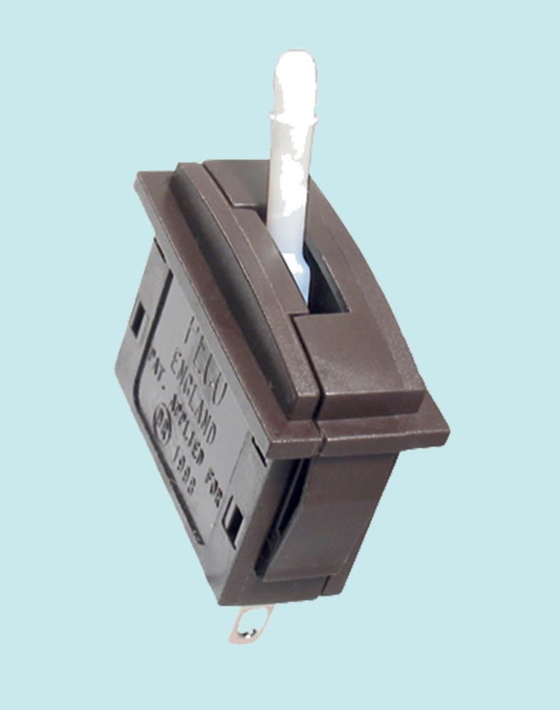 Passing Contact Switch - White Lever