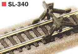 N Buffer Stop Rail Type