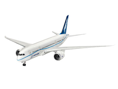 1/144 B787-8 Dreamliner Commerical A/Cra