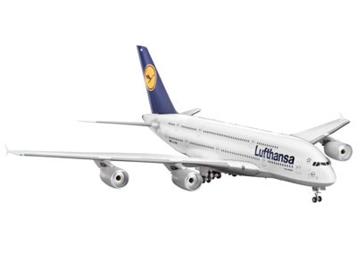 1/144 A380-800 Airbus