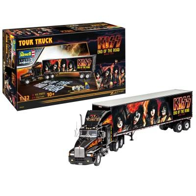 1/32 KISS Tour Truck Gift Set