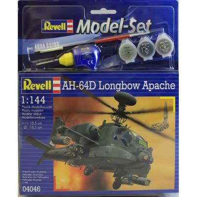 1/144 Model Set AH-64D Longbow
