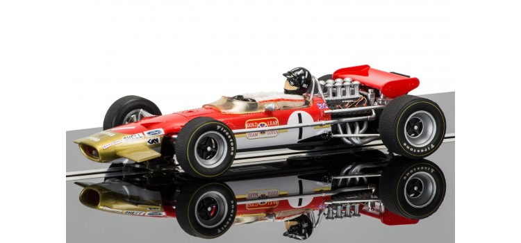 Ltd Ed: Lotus 49 #1