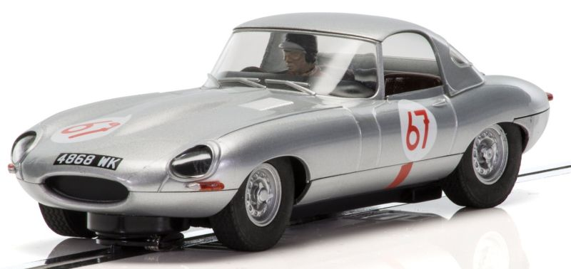 DPR '63 Jaguar E Type #61