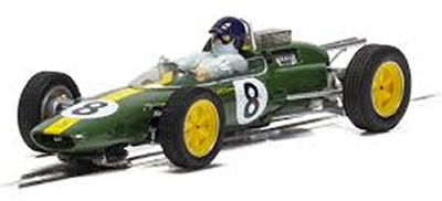 Lotus 25 Jim Clark #8 Limited Edition