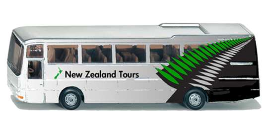 NZ Tours Bus
