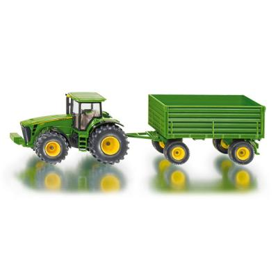 1/50 John deere 8430 with Tipping Trailer