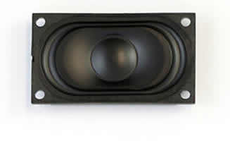 Oval Speaker 20x35mm 8-Ohm