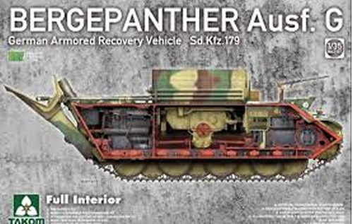 1/35 Bergpanther Ausf G.