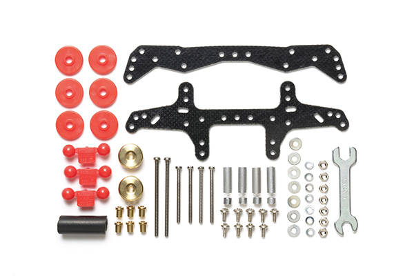 JR Basic Tune-Up Parts - FM-A Chassis