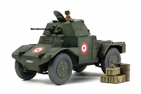 1/35 French Armored Car AMD35 - (1940)