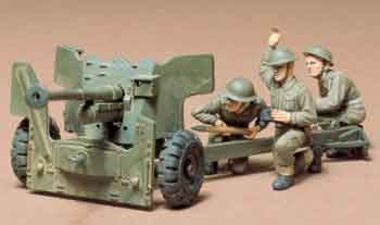 1/35 British 6lb Anti Tank Gun