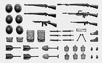 1/35 US Infantry Equipment Set