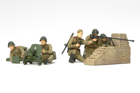 1/35 Russian Anti-Tank Team