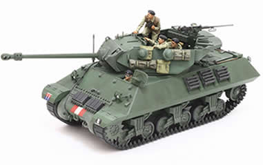 1/35 British M10 Iic Achilles Tank Destroyer