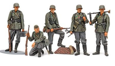 1/35 German Infantry Set