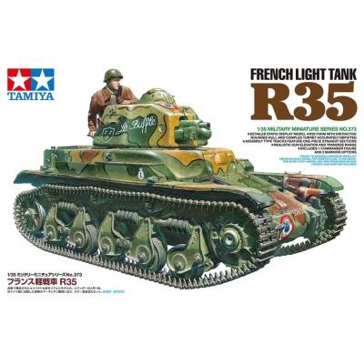 1/35 R35 French Light Tank