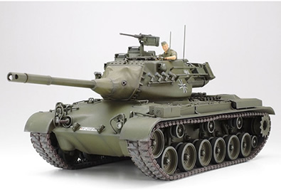 1/35 West German M47 Patton Tank