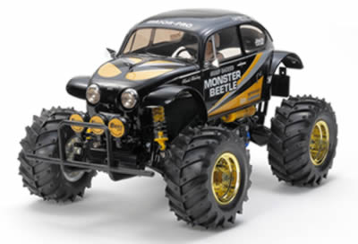 1/10 Monster Beetle 2015 Black Edition