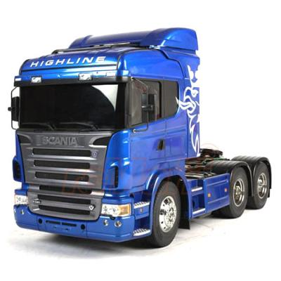 1/14 Scania 620 6x4 Highline Blue Edition