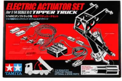 Electric Actuator Set - 1/14 Scale Tipper
