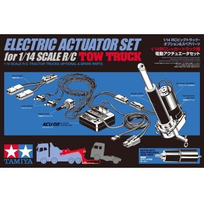Rc Electric Actuator Set for 1/14 R/C Tow Truck